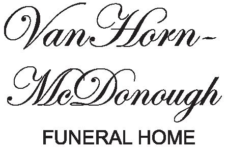 Van Horn-McDonough Funeral Home